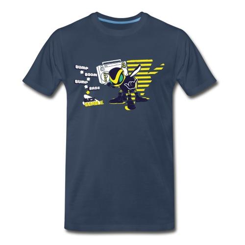 Bickety Buck Bumble - Men's Premium T-Shirt
