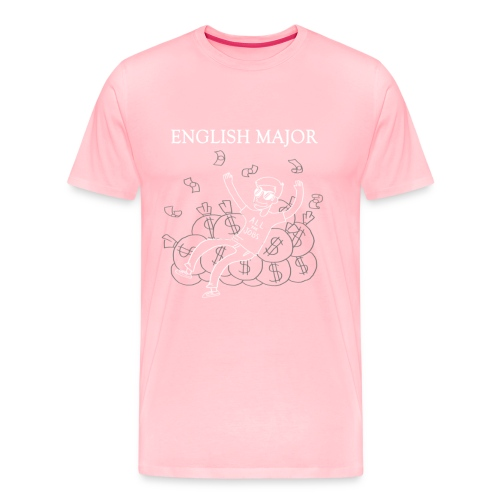English Major - Men's Premium T-Shirt