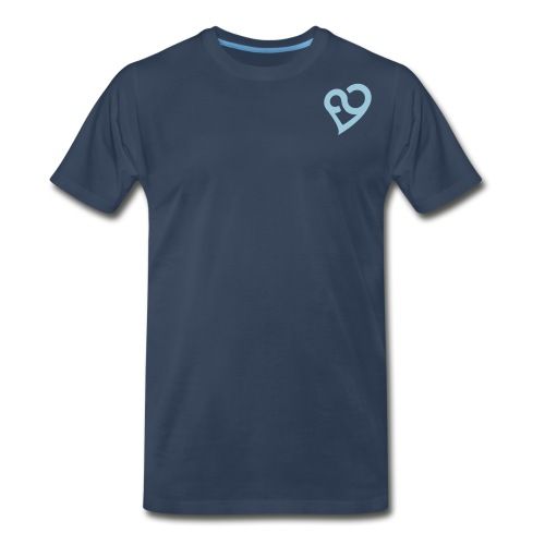 Pat Logo - Men's Premium T-Shirt