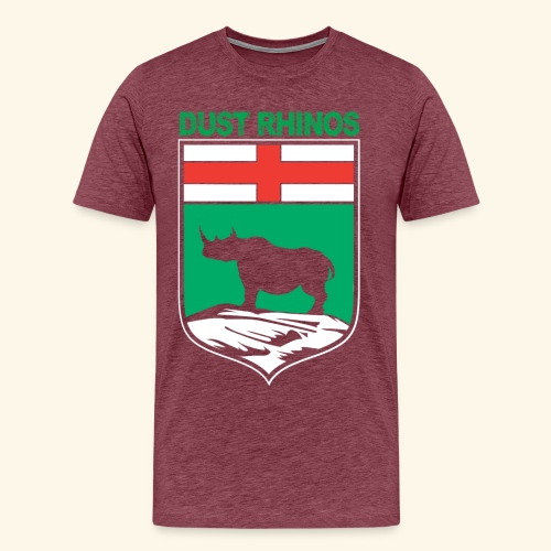Manitoba Rhino - Men's Premium T-Shirt