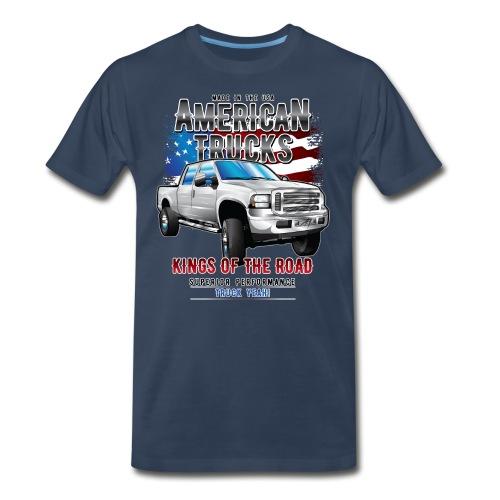 American Trucks Ford F250 - Men's Premium T-Shirt