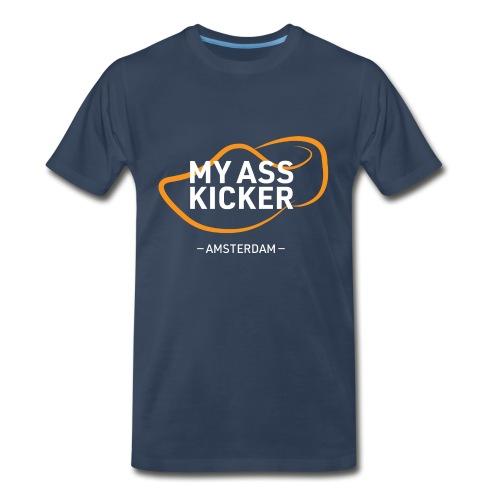 MY ASS KICKER - Men's Premium T-Shirt