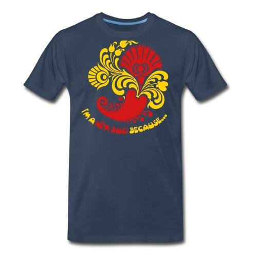 nepi buzi2 - Men's Premium T-Shirt