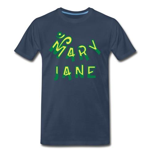 Mary Jane - Men's Premium T-Shirt