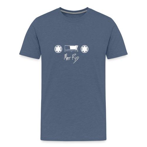 tape - Men's Premium T-Shirt