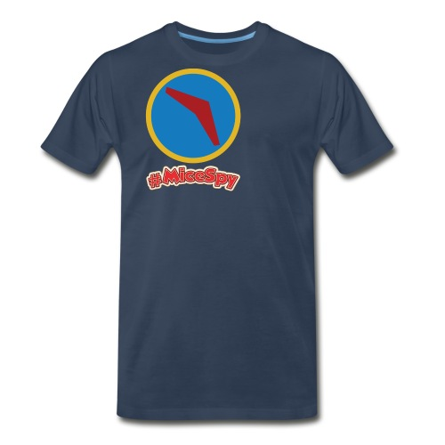 Soarin Explorer Badge - Men's Premium T-Shirt