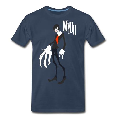 grotesk composition - Men's Premium T-Shirt