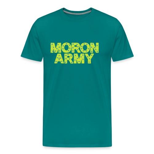 tshirt typefaceadjusted - Men's Premium T-Shirt