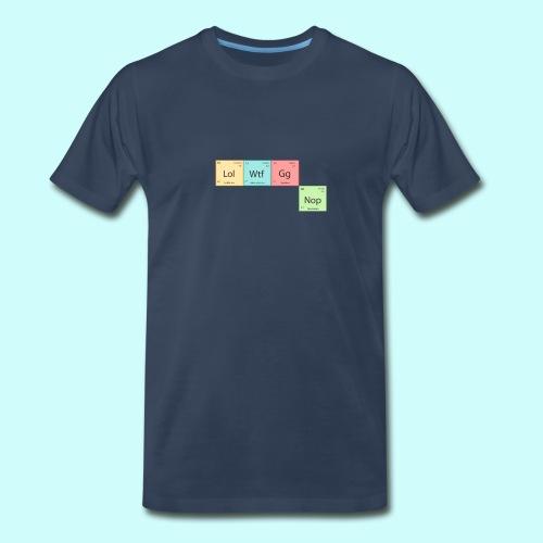 Modern Chemistry - Men's Premium T-Shirt