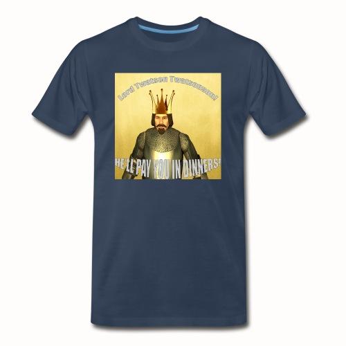 Lord Twatsonson Merch! - Men's Premium T-Shirt