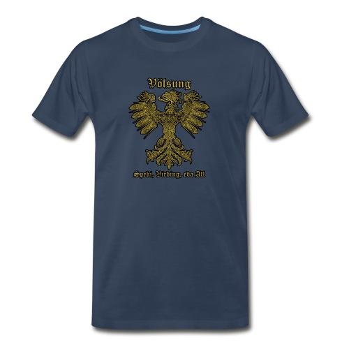 Völsung Eagle cases - Men's Premium T-Shirt
