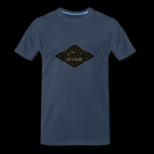 Limited Edition FWM Founder Badge - Men's Premium T-Shirt