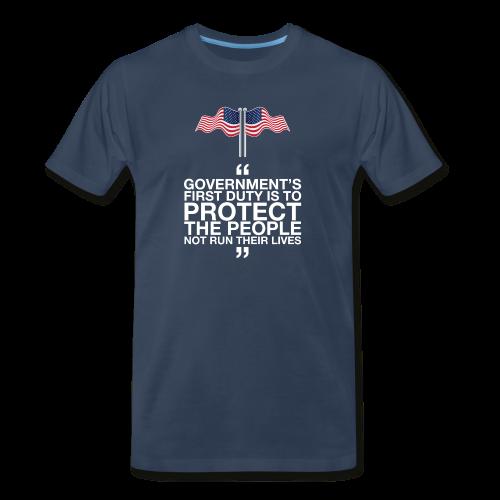 Protect The People - Men's Premium T-Shirt