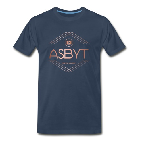 ASBYT NEW MERCH - Men's Premium T-Shirt