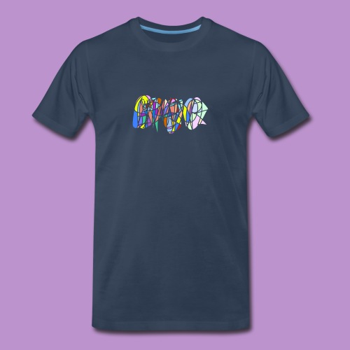 Scribble - Men's Premium T-Shirt