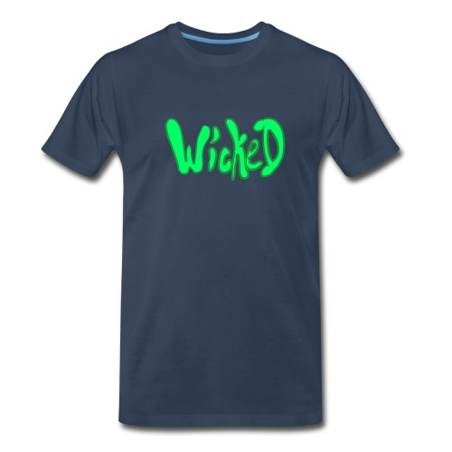 Wicked Gothic Style - Men's Premium T-Shirt