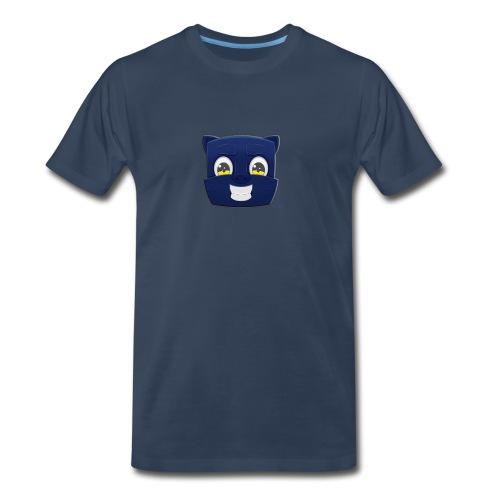 Dynamic panther - Men's Premium T-Shirt