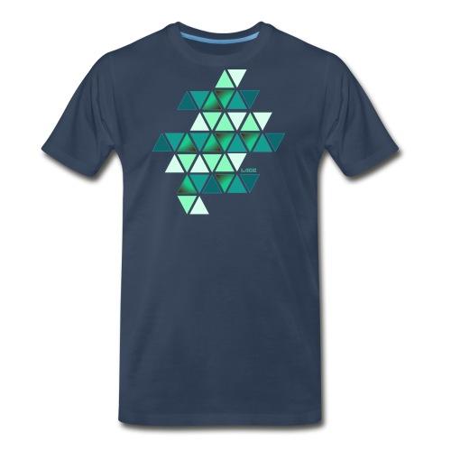 pyramid png - Men's Premium T-Shirt