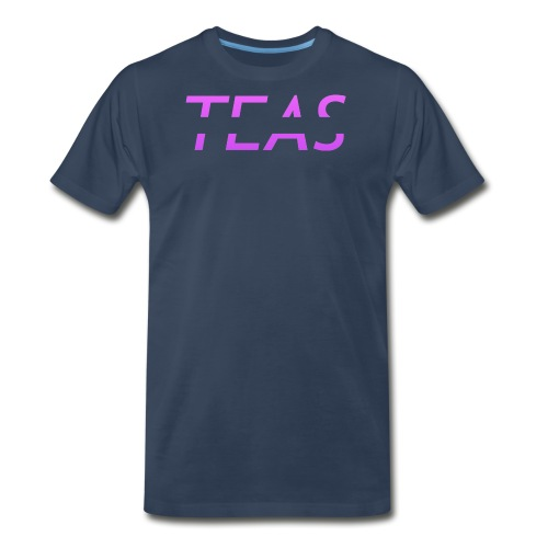 TEAS brand new tee design - Men's Premium T-Shirt