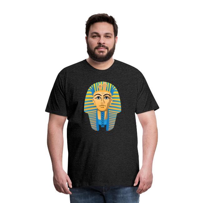 Egyptian Golden Pharaoh Burial Mask