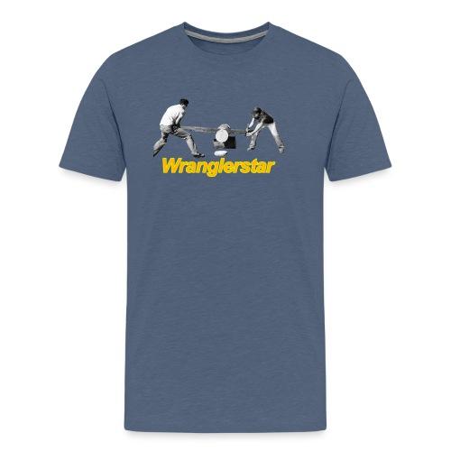 crosscut - Men's Premium T-Shirt