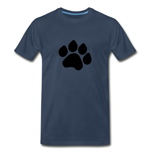 Black Paw Stuff - Men's Premium T-Shirt