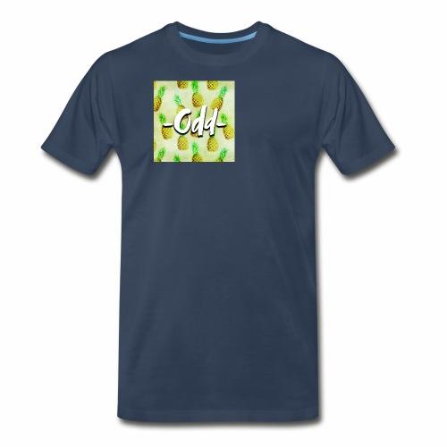 Odd Pineapple - Men's Premium T-Shirt