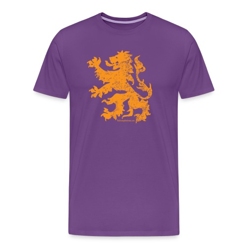 Dutch Lion - Men's Premium T-Shirt