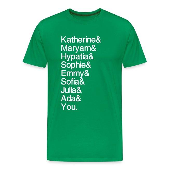Women in Math (& You!)