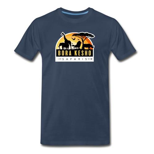 Bora Kesho Safaris - Men's Premium T-Shirt