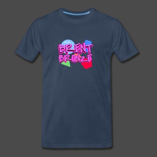 90s-ish Design - Men's Premium T-Shirt