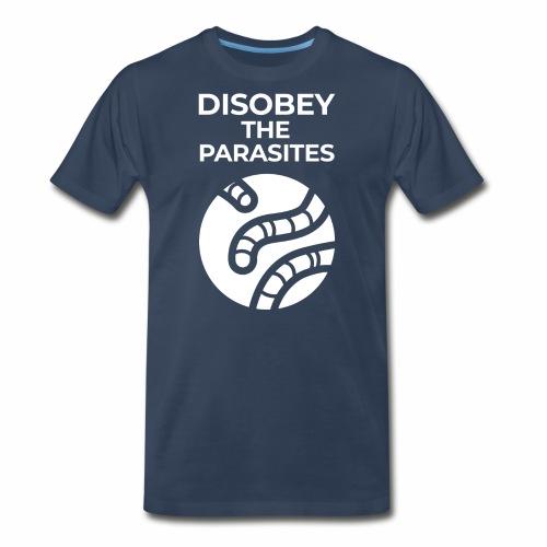 Disobey them - Men's Premium T-Shirt