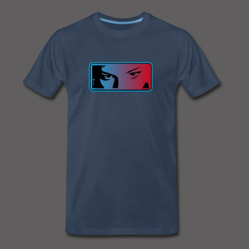 Replicant Laser png - Men's Premium T-Shirt