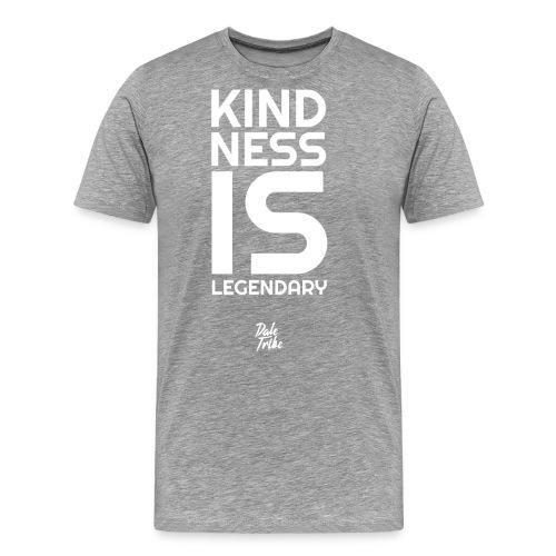 Kindness is Legendary - Men's Premium T-Shirt