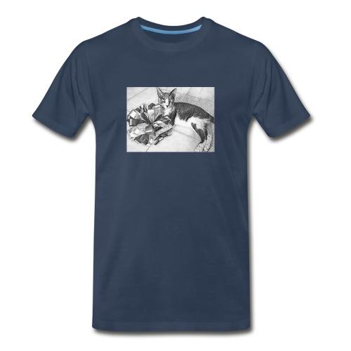 tommy consentido - Men's Premium T-Shirt
