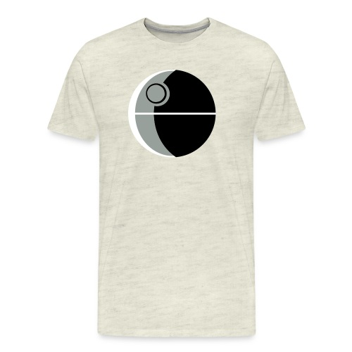 This Is Not A Moon - Men's Premium T-Shirt