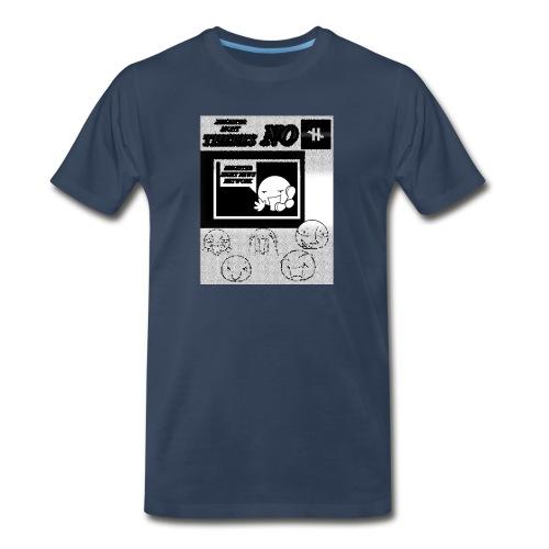 BRIGHTER SIGHT NEWS NETWORK - Men's Premium T-Shirt