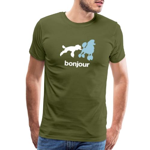 Bonjour - Men's Premium T-Shirt