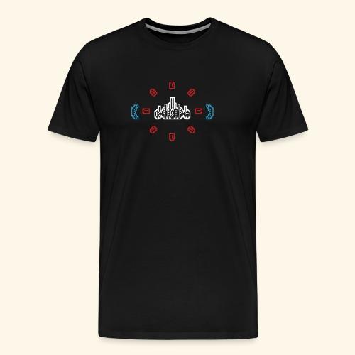 ZX Slap - Men's Premium T-Shirt