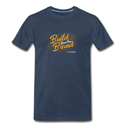 Build Your Own Brand - Men's Premium T-Shirt