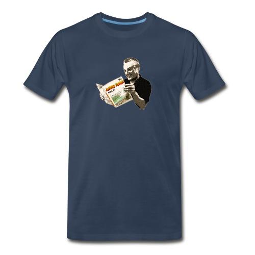 Justin Stubs Comic Book - Men's Premium T-Shirt