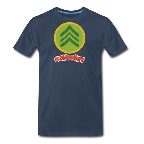 Sarges Surplus Hut Explorer Badge - Men's Premium T-Shirt