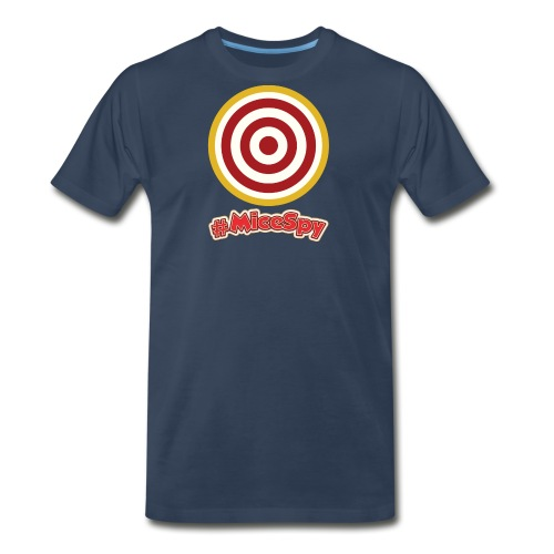 Shootin Gallery Explorer Badge - Men's Premium T-Shirt