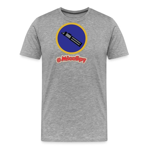 Star Wars Launch Bay Explorer Badge - Men's Premium T-Shirt