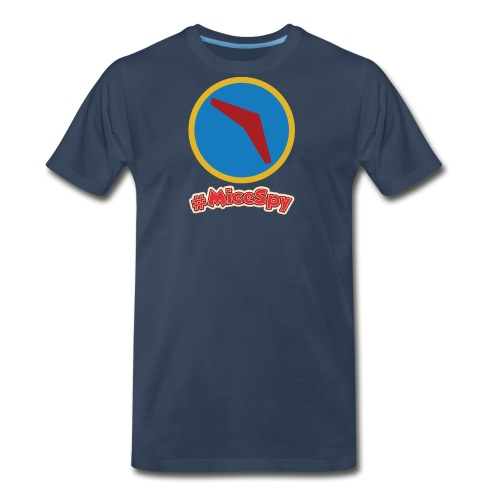 Soarin Explorer Badge - Men's Premium T-Shirt