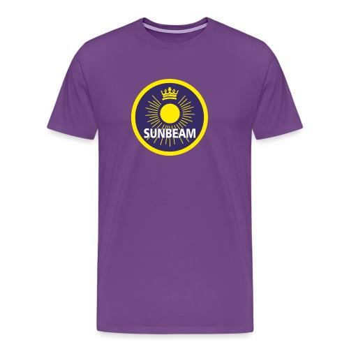 Sunbeam emblem - AUTONAUT.com - Men's Premium T-Shirt
