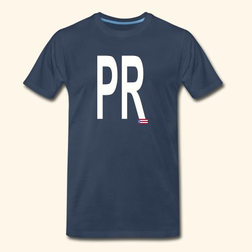 PRbyHaryCornier2 - Men's Premium T-Shirt