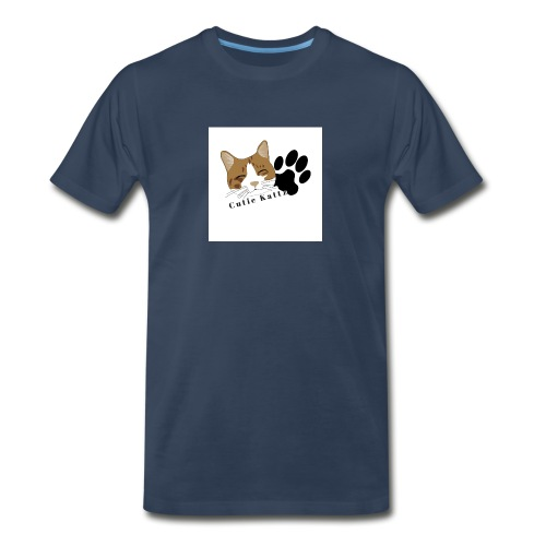 Cutie_Kattz - Men's Premium T-Shirt