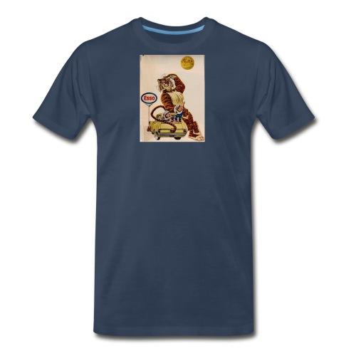 48d538beb72153486dfd2e84c5050151 stuffed tiger ol - Men's Premium T-Shirt
