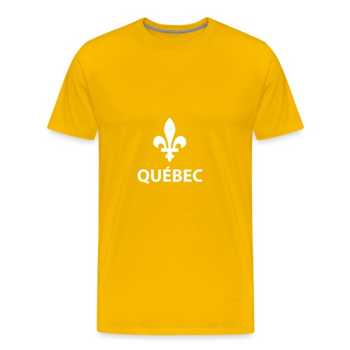 Québec - Men's Premium T-Shirt